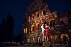 Rome Italy Pre-Wedding Couplescape Shoot | Blog - David ...