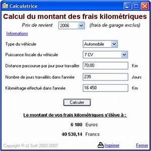 Calcul Des Frais Reel Impot : t l charger calcfr pour windows freeware ~ Premium-room.com Idées de Décoration