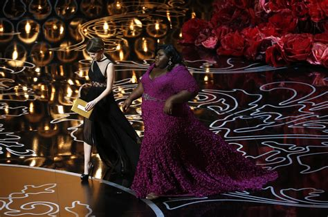 Oscars Red Carpet Recap All The Fashion During