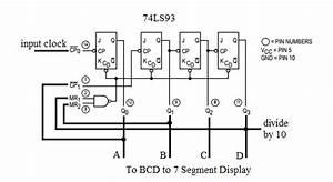 12h  24h Digital Clock Circuit
