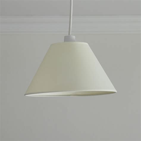 wilko functional coolie shade 10in at wilko