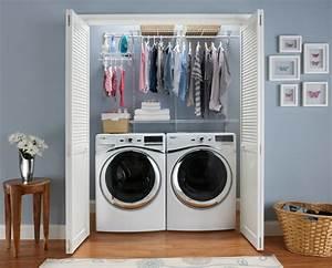 Regal Waschmaschine Trockner : cuarto de lavado ideas pr cticas para su organizaci n ~ Michelbontemps.com Haus und Dekorationen