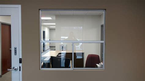 reception window glass replacement company