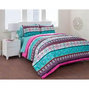 formula mosaic tile bed in a bag bedding set teen rooms