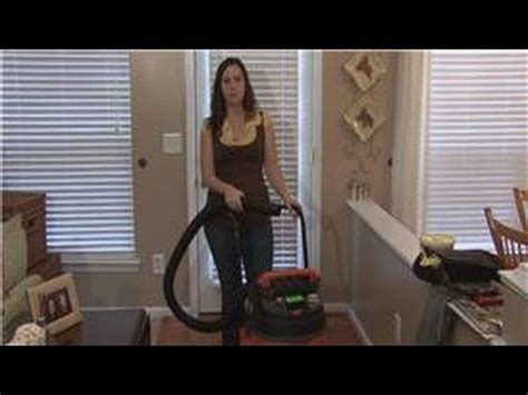 housekeeping tips     wet dry vac youtube