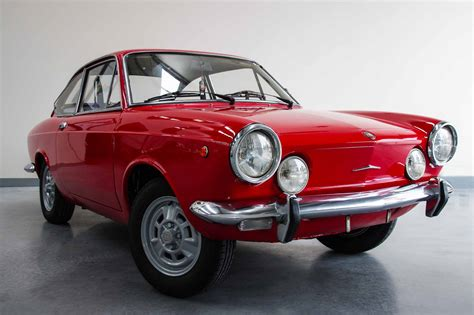 Fiat Car : Collectable Classic Cars