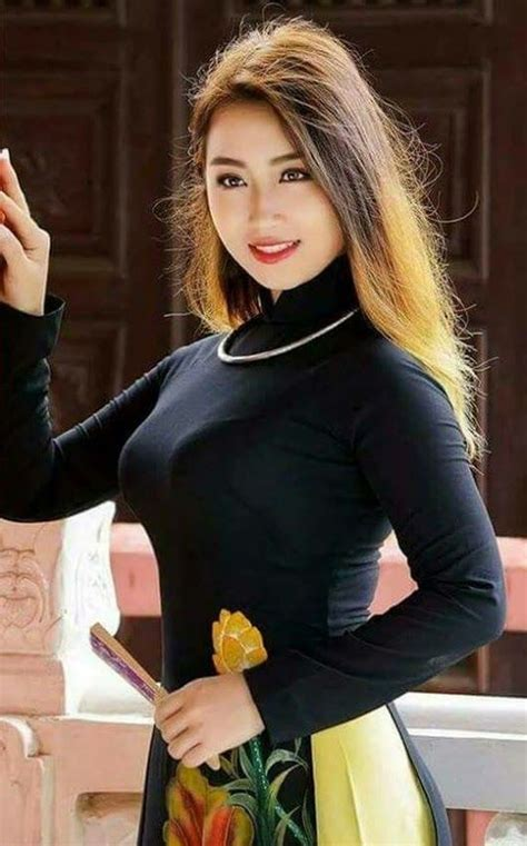Pretty Vietnamese Girl