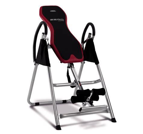 Table D'inversion Bh Zero G400 Fitnessdigital
