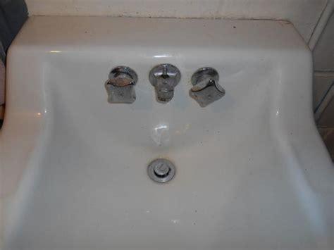 replacing  bathroom sink doityourselfcom community