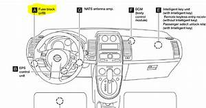 How Do I Access The Passenger Compartment Fuse Box On A