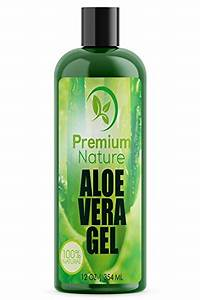 Aloe Vera Pur Ins Gesicht : aloe vera gel for face body hair 12 oz pure natural import it all ~ Whattoseeinmadrid.com Haus und Dekorationen