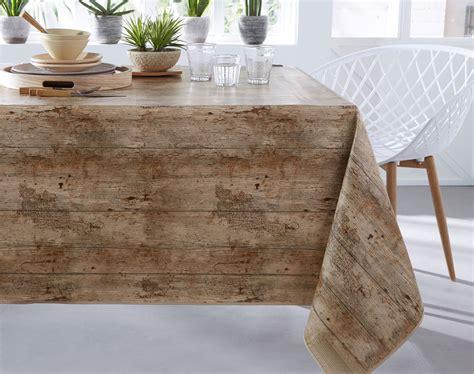 nappe de cuisine nappe de table plastifiée table de cuisine