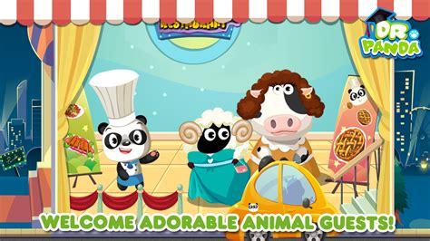 jeu de cuisine android dr panda restaurant jeu de cuisine pour enfants