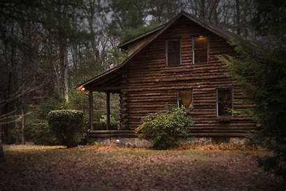Cabin Woods Pexels Brown Than Want