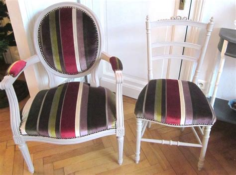 chaises louis xvi occasion 28 images set of four louis xvi painted and gilt chaises at