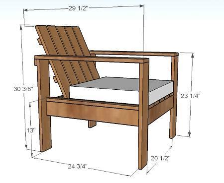 Pdf How To Make A Chaise Lounge Chair Diy Free Plans
