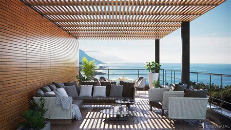 attrezzare un terrazzo terrazzo moderno 30 idee per un arredamento di design