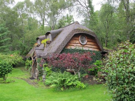 A Gorgeous Real World Hobbit House In Scotland by Hobbit House Courtesy Tony Harmsworth Poetic Dwellings