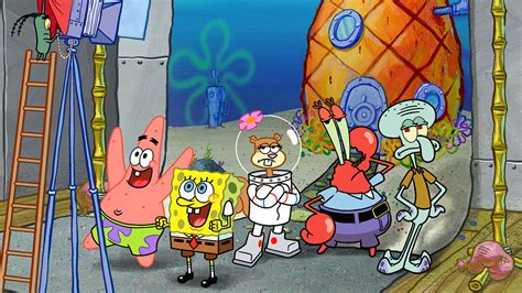 'spongebob Squarepants' Musical To Splash Onto Broadway