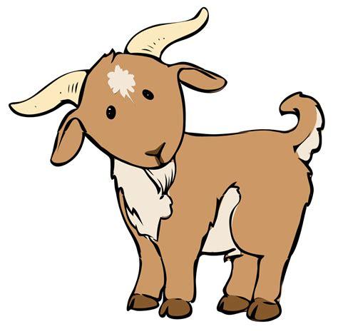 cute goat clipart clipart panda  clipart images