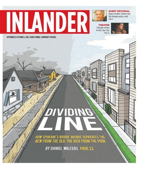 Inlander 09/29/2016 by The Inlander issuu
