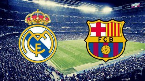 Las apuestas del Madrid y Barcelona para la Fecha 36