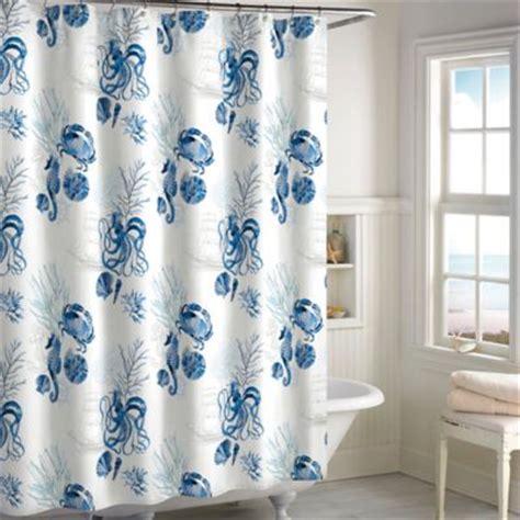 seashell shower curtain bathroom set buy seashell shower curtains from bed bath beyond