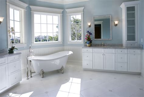 Elegant And Cool Blue Bathroom Ideas For Sweet Home