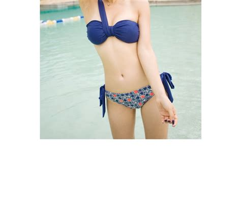 new korean girls bikini swimwear kumpulan foto cewek