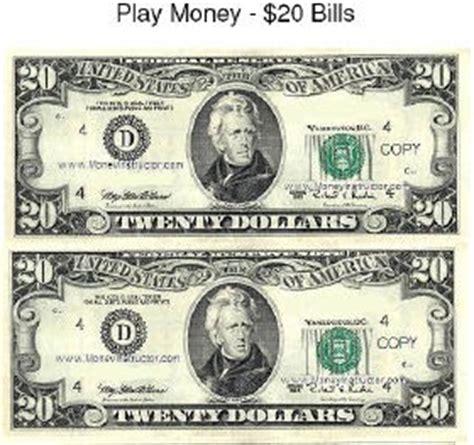 love  freebies  printable play money