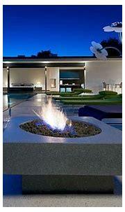 HD wallpaper: Contemporary Dream Villa in California, gray ...