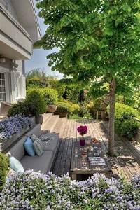 Terrasse Am Hang : 9348 best in the garden images on pinterest landscaping ~ Lizthompson.info Haus und Dekorationen