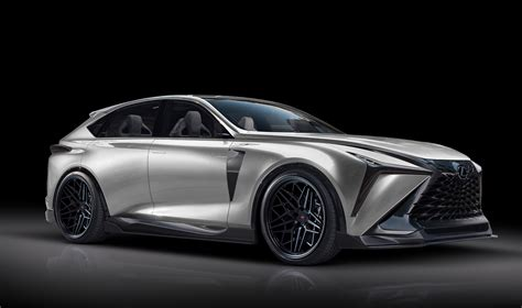 tuned lexus lf  limitless concept  aftermarket