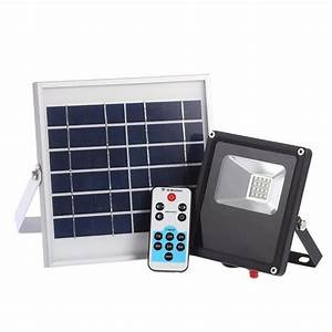 New Remtoe Control Waterproof Ip65 16 Led Solar Light