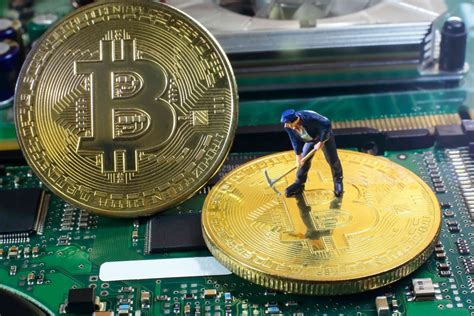 Bitcoin mining is a slightly misleading name. Here Comes the Pickaxe Race: Bitcoin Mining Jumps to GPU - CoinDesk