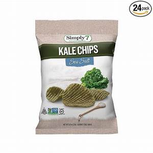 What's The Healthiest Kale Chips Brand For Your Youngsters