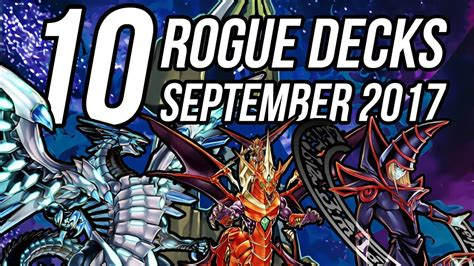 amazoness deck september 2017 yu gi oh top 10 underrated rogue decks september 2017