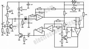 rf spy bug detector circuit schematic projects to try With power bank circuit board buy emergency light circuit board power