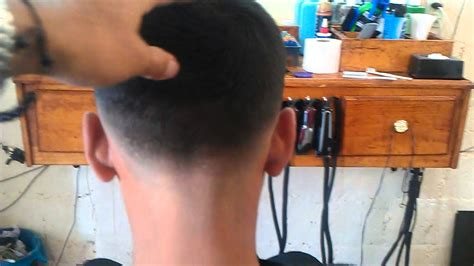 bald  fade haircut youtube