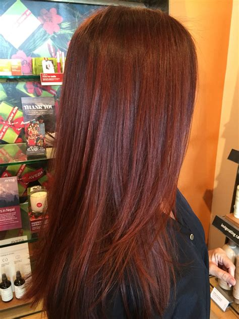 Is A Hair Color by Hair Aveda Color Aveda Color