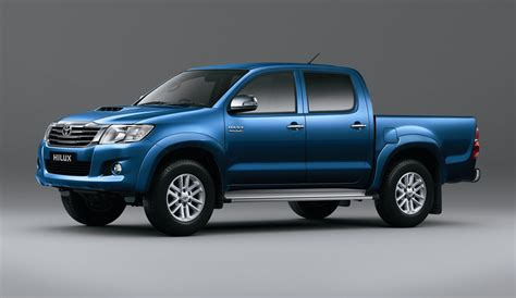 Toyota Hilux Picture by 4wd Newz Hilux Facelift Breaks Cover