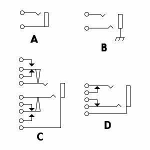 filephone jack symbolssvg wikimedia commons With component symbols