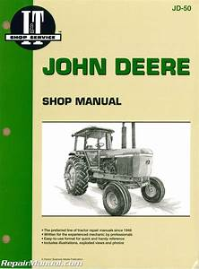 John Deere 4030 4230 4430 4630 Tractor Workshop Manual