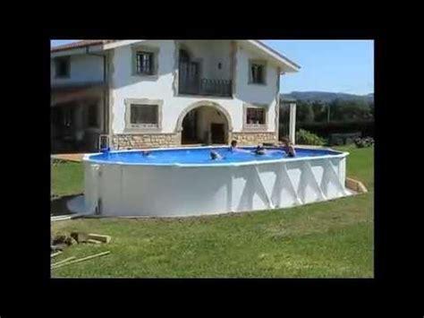 piscine hors sol atlantis gr 233 ovale