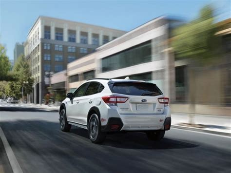 subaru crosstrek plug  hybrid     good fit
