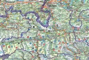 design hotels salzburger land landkarte salzburger land