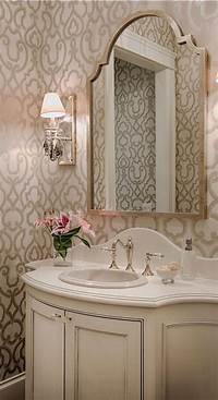powder room mirror 17 Best ideas about Powder Room Mirrors on Pinterest | Small half baths, Room of mirrors and ...