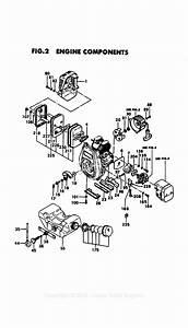 Tanaka Tbc-322 Parts Diagram For Assembly 2