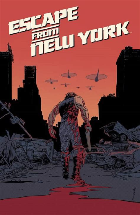 Escape from New York #1 (BOOM! Studios) Review   Den of Geek