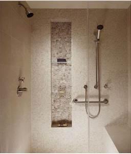 Niche De Douche : rangement salle de bain en 26 id es anti casse t te ~ Premium-room.com Idées de Décoration
